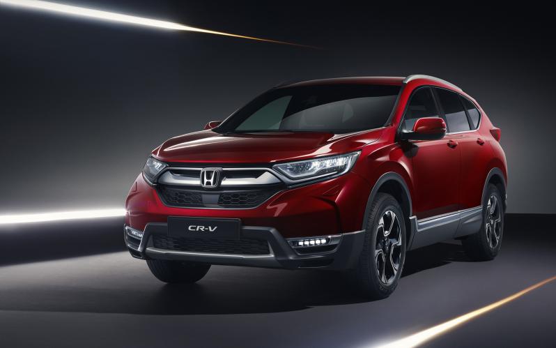 CR-V 1.5 Lifestyle Navi AWD 7seats