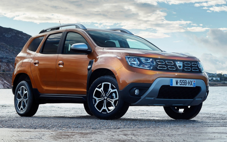 DUSTER 1.5 Blue dCi 115PS 4x4 Sportive