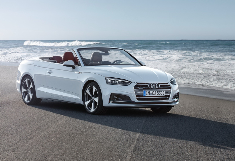 A5 CABRIOLET 2.0 TDI S tronic