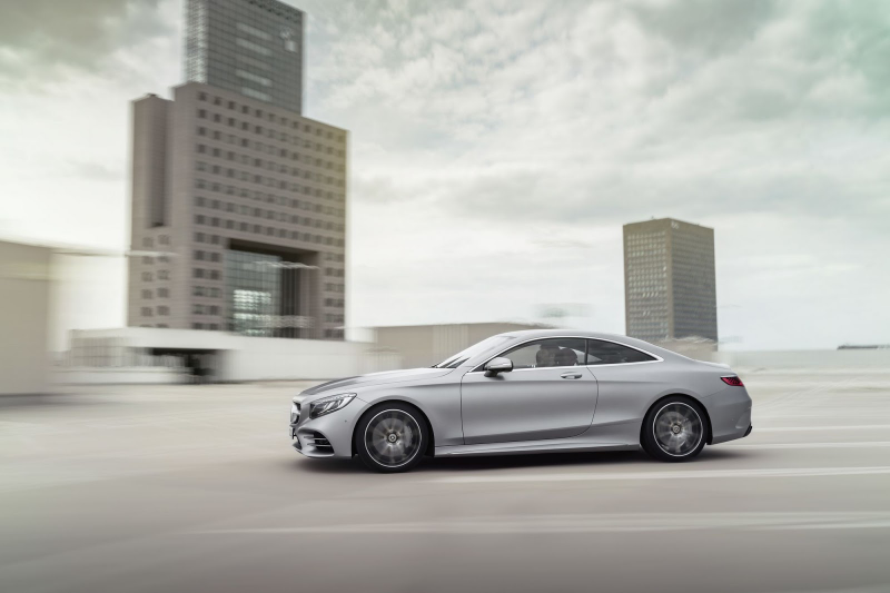S-CLASS COUPE S 450 4MATIC