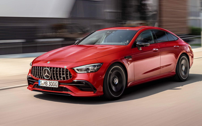 AMG GT 4 DOOR COUPE 63S 4MATIC