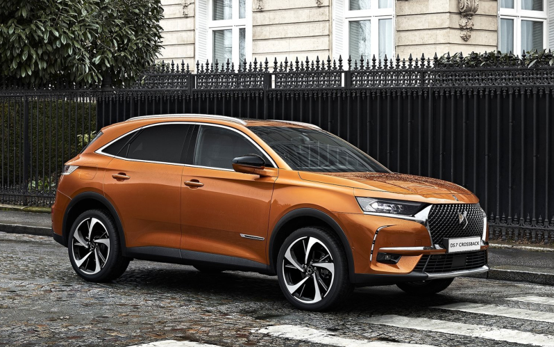 DS 7 CROSSBACK 2.0 BlueHDi 180 So Chic Auto