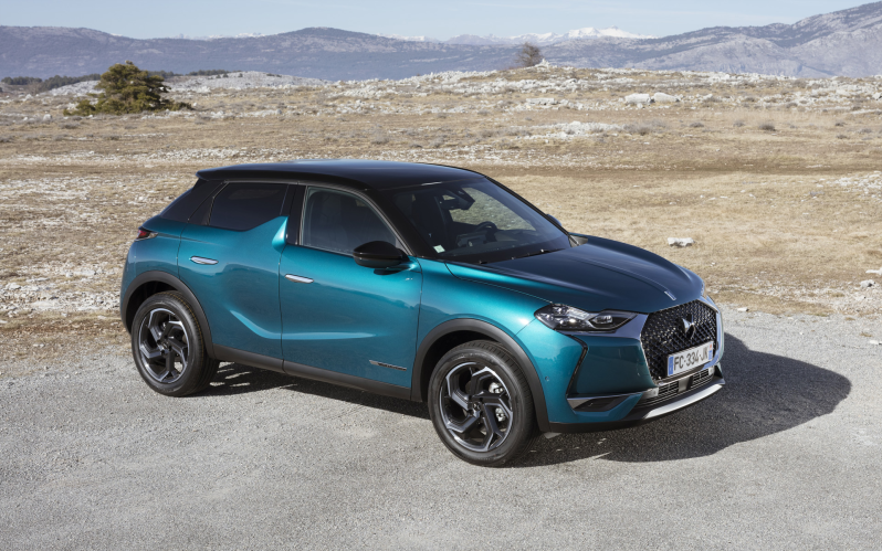DS 3 CROSSBACK 1.5 BlueHDi 100 S&S Be Chic