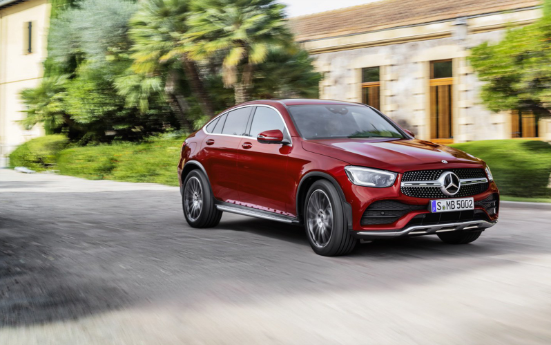 GLC COUPE 220 d 4MATIC