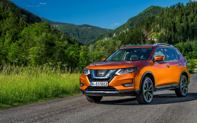 X-TRAIL 1.3 160PS DCT N-CONNECTA 7-Seats