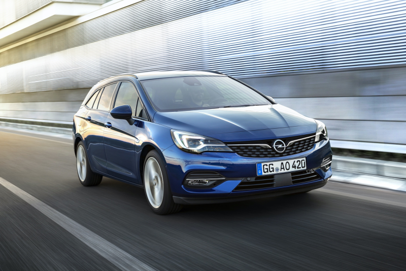 ASTRA SPORTS TOURER 1.2T Edition