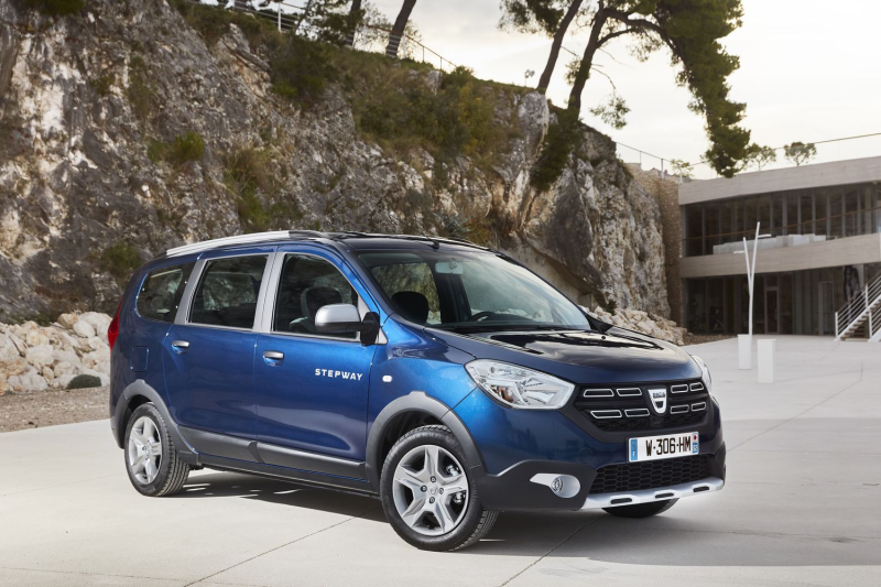 LODGY 1.3 TCe 130 PS Stepway