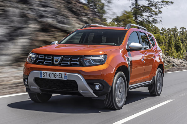 DUSTER 1.5 dCi SPORTIVE 4x4