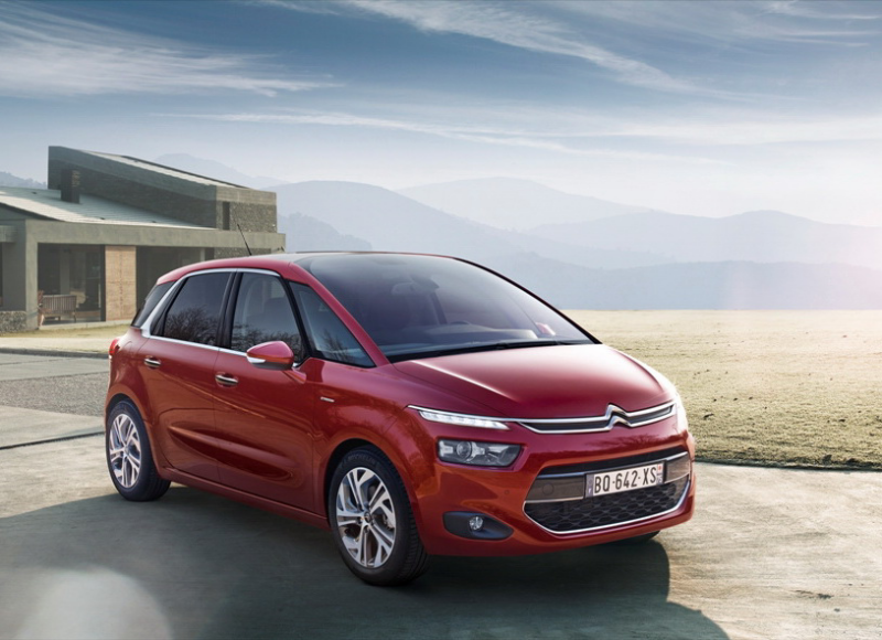 C4 PICASSO 1.6 HDi 115 STT Exclusive
