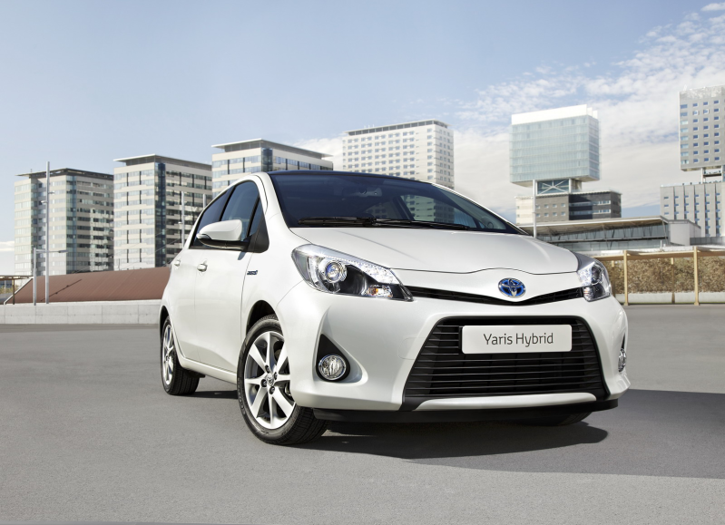 YARIS HYBRID 1.5 Lounge Plus