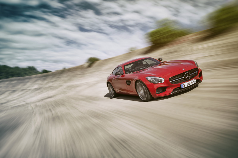 AMG GT COUPE C 4.0