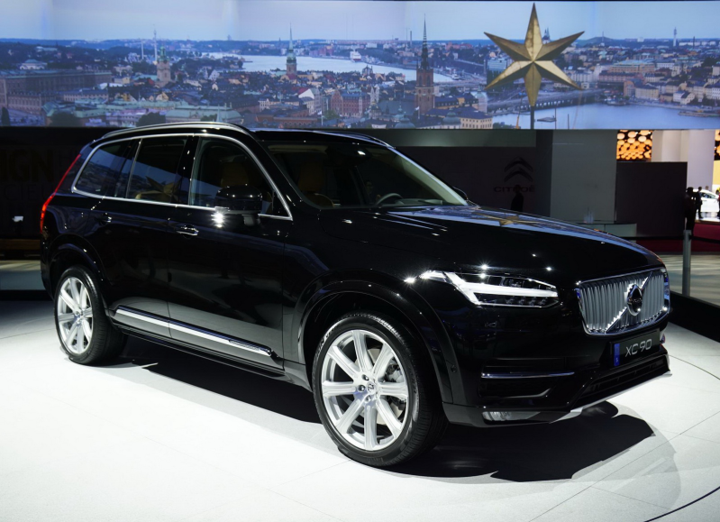 XC90 D5 AWD INSCRIPTION