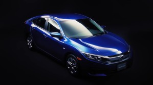 Honda Civic 2017 4D