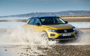 New Volkswagen T-Roc first video