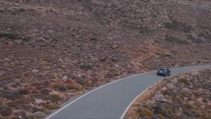 Porsche Cayenne S in Crete 2017