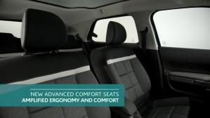 Citroen C4 Cactus 2018 - Advanced Comfort Seats