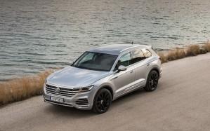 Νέο Volkswagen Touareg 2018