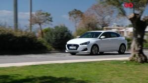 GOCAR TEST Hyundai i30 Fastback 1.0 T-GDi