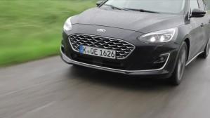 Ford Focus Pothole Detection