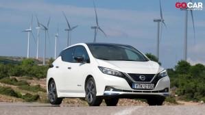 GOCAR TEST Nissan LEAF