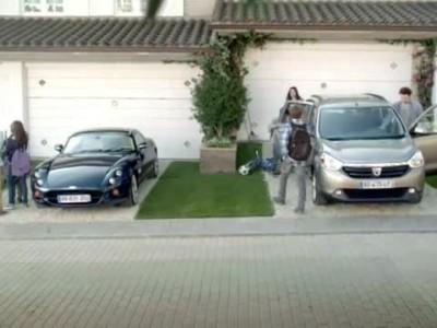 Dacia Lodgy ad - Eeny, meeny, miny, moe