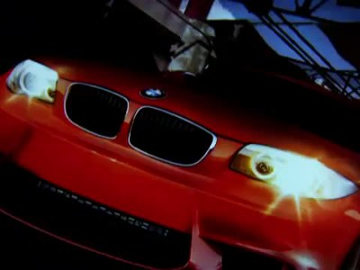 BMW 1 Series M Coupé. ACR racing game.