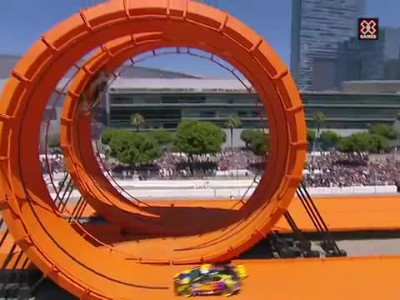 Hot Wheels Double Dare Loop