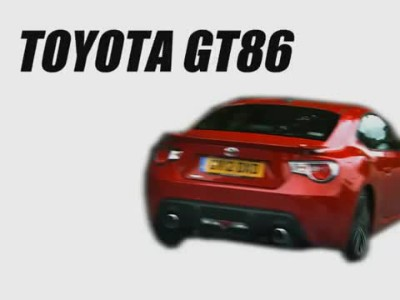 Tsuchiya  Toyota GT86 Drift