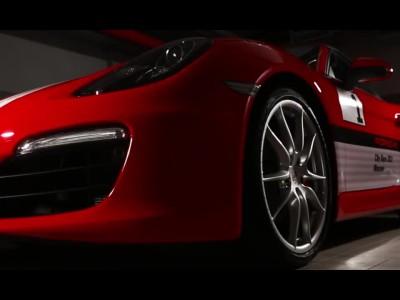 Porsche @ Moscow