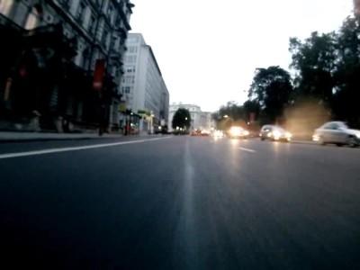 Alfa MiTo TwinAir - Taking back the streets of London