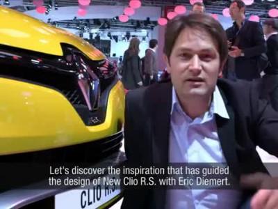 Renault - The design of New Clio R.S.