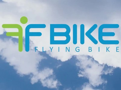Flying Bike prototype 2013