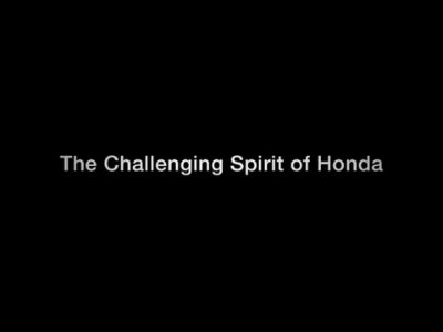 HONDA F1_The Challenging Spirit of Honda