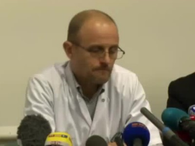 Michael Schumacher Doctor's announcement