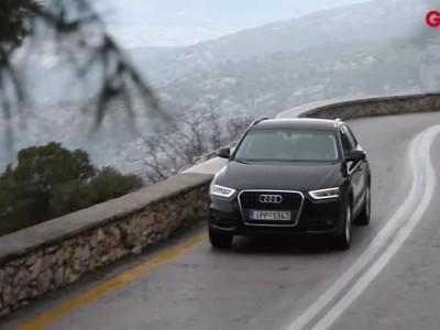 GOCAR TEST Audi Q3 1.4 TFSI