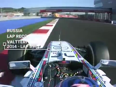 Valtteri Bottas Sets Sochi Scorcher _ 2014 Russian Grand Prix