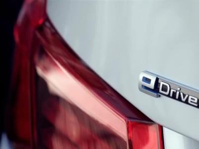 BMW 330e Plug-in Hybrid 2015