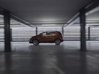 Opel Mokka X 2016 - seats