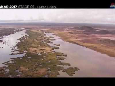 Dakar Rally 2017 Stage 7