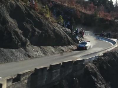 WRC 2017 Monte Carlo Leg 3