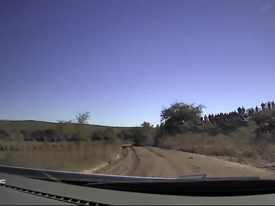WRC 2017 Argentina Neuville shakedown