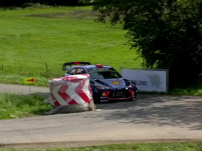 Tanak wins Rally Germany 2017