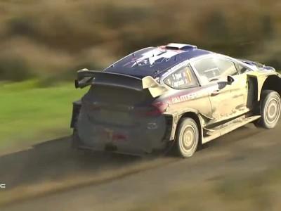 WRC 2017 Ogier M-Sport tribute