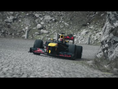 Red Bull Racing Buemi Switzerland