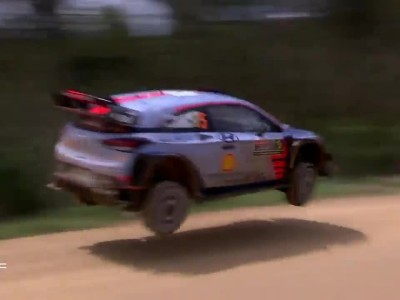 WRC Rally Australia 2017 Review
