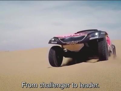 Rally Dakar 2018 - Peugeot Sport