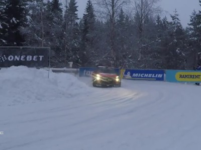 Rally Sweden 2018 Neuville wins