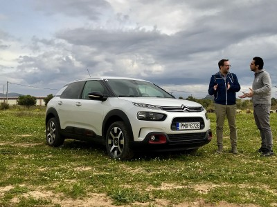 Νέο Citroen C4 Cactus LIVE in Facebook