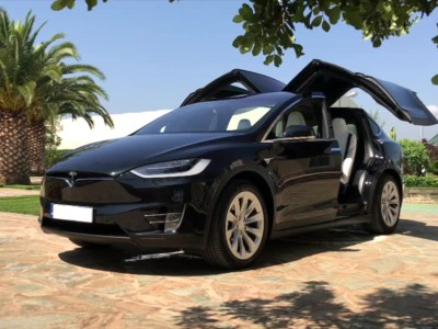 Tesla Model X στην Ελλάδα