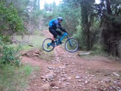 Drive Riden - YetiR!DeR. Imittos Enduro MTB